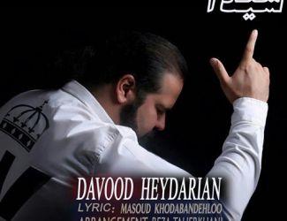 دانلود آهنگ جدید داوود حیدریان بنام شیدا