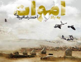دانلود آهنگ جدید احمد رضا فریدونی بنام یاد اموات