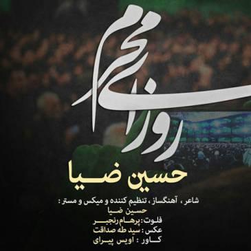 دانلود آهنگ جدید حسین ضیا بنام روزای محرم