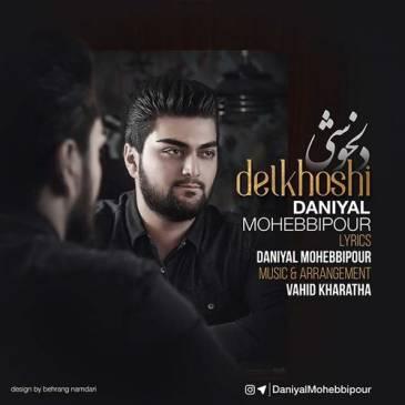 دانلود آهنگ جدید دانیال محبی پور بنام دلخوشی