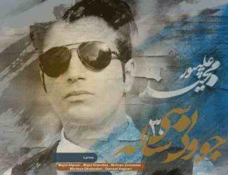 دانلود آلبوم جدید مجید علیپور بنام جوونی ۳۰ ساله