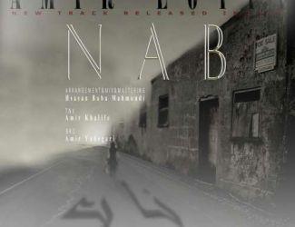 دانلود آهنگ جدید امیر لطفی بنام ناب