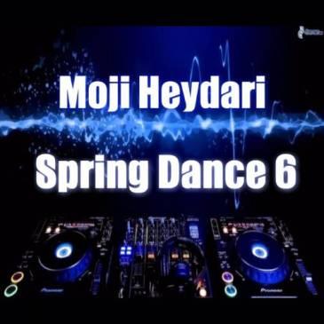 دانلود آهنگ مجی حیدری به نام Spring Dance 6
