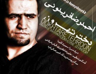 دانلود آهنگ جدید احمد قهرمانی به نام دلم