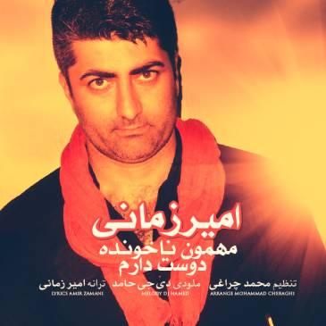 2New Tracks – Amir Zamani