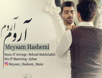 دانلود آهنگ جدید میثم هاشمی بنام آروم آروم