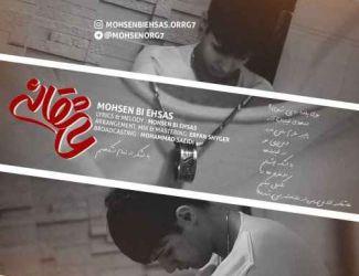 دانلود آهنگ جدید محسن بی احساس بنام عشقانه