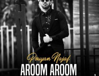 دانلود آهنگ جدید پویان نجف به نام آروم آروم