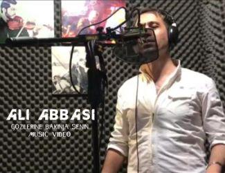دانلود ویدیو علی عباسی بنام گوزلرینه باکینجا سنین
