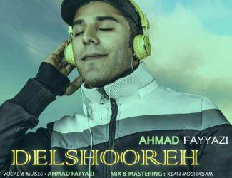 دانلود آهنگ احمد فیاضی به نام دلشوره