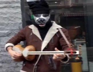 دانلود موزیک ویدیو مهرداد خلقی به نام احمق