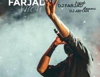 دانلود ریمیکس Dj Farjad Najafi & Dj Aryan به نام Farjad Show #004