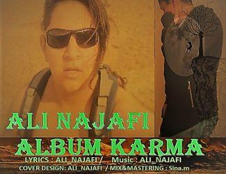 دانلود آلبوم علی نجفی به نام کارما