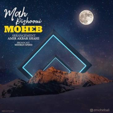 دانلود آهنگ محب به نام ماه پیشونی