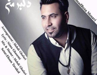 دانلود آهنگ محمد رضا موسوی به نام دلبر من