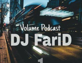 دانلود ریمیکس دی جی فرید به نام Volume Podcast 1