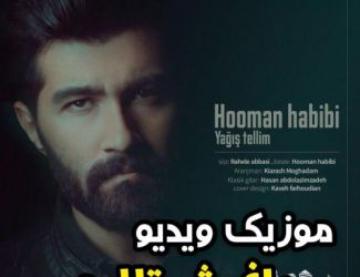 دانلود موزیک ویدیو جدید هومن حبیبی به نام گیسو بارونی