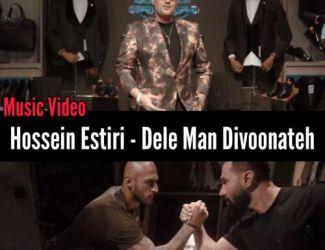 دانلود موزیک ویدیو جدید حسین استیری به نام دل من دیوونته