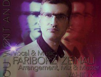 دانلود موزیک ویدیو جدید فریبرز زینالی به نام رفتی و