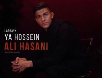 دانلود آهنگ علی حسنی به نام لبیک یا حسین