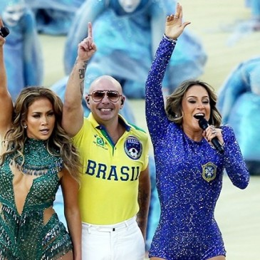 FIFA World Cup Opening Ceremony 2014