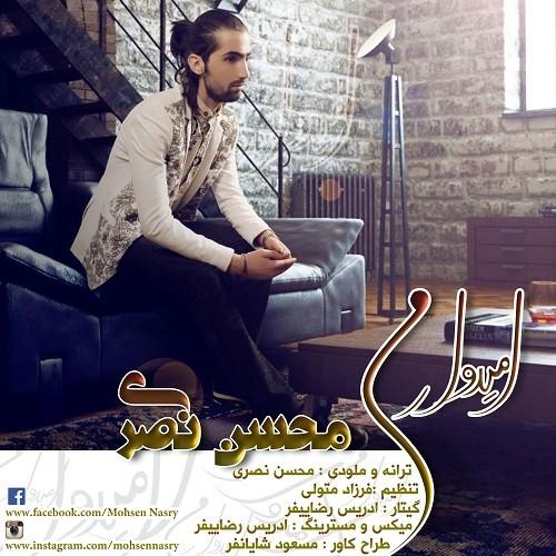 دانلود آهنگ جدید محسن نصری به نام امیدوارم