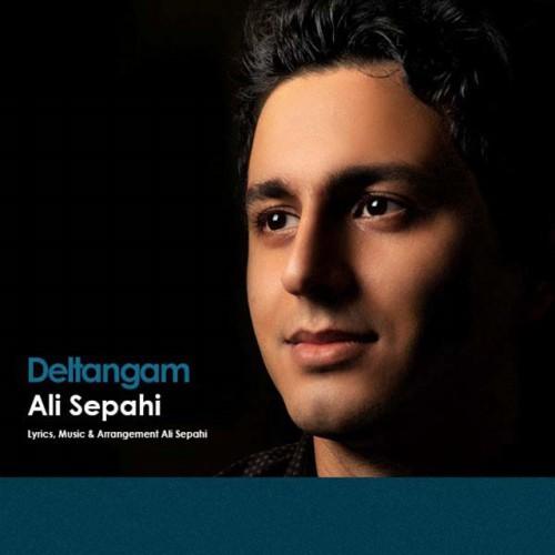 دانلود آهنگ جدید علی سپاهی به نام دلتنگتم