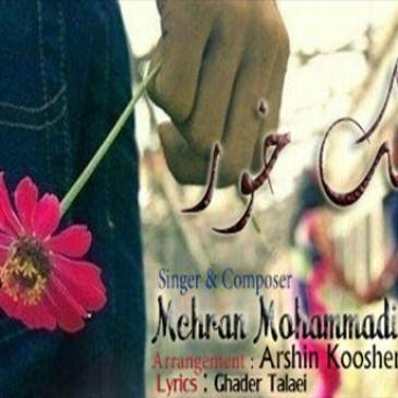 دانلود آهنگ جدید مهران محمدی به نام نمک خور