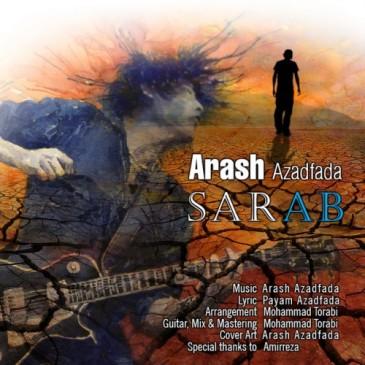 دانلود آهنگ جدید آرش آزادفدا به نام سراب