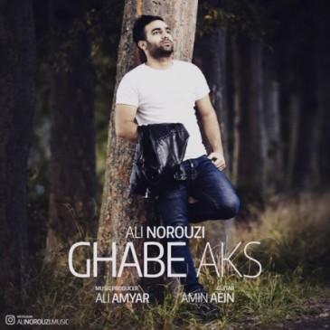 دانلود آهنگ جدید علی نوروزی بنام قاب عکس