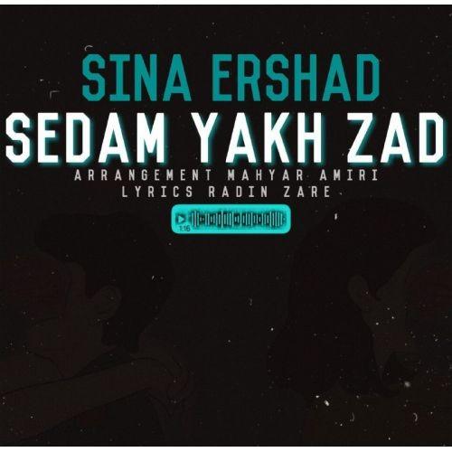 دانلود آهنگ جدید سینا ارشاد به نام صدام یخ زد