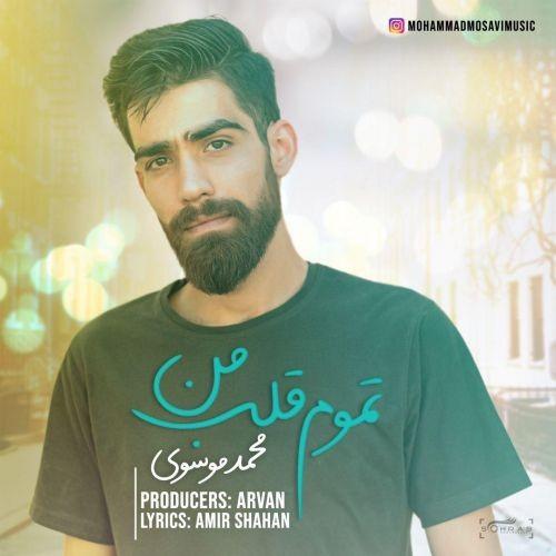 دانلود آهنگ محمد موسوی به نام تموم قلب من