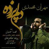 دانلود آهنگ مهران محمدى به نام دلم پر زده