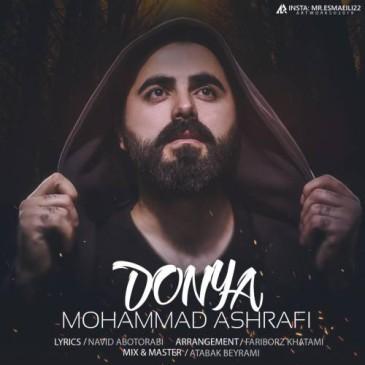 دانلود آهنگ محمد اشرفی به نام دنیا