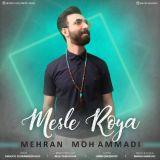 دانلود آهنگ مهران محمدی به نام مثل رویا