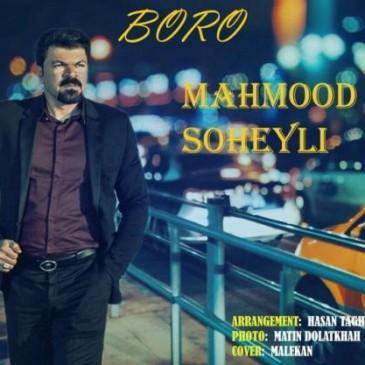 دانلود آهنگ جدید محمود سهیلی به نام برو