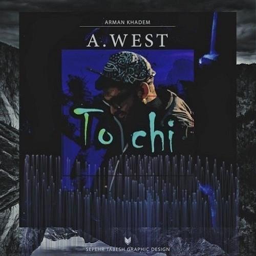 دانلود آهنگ ارمان A.west به نام تو چی