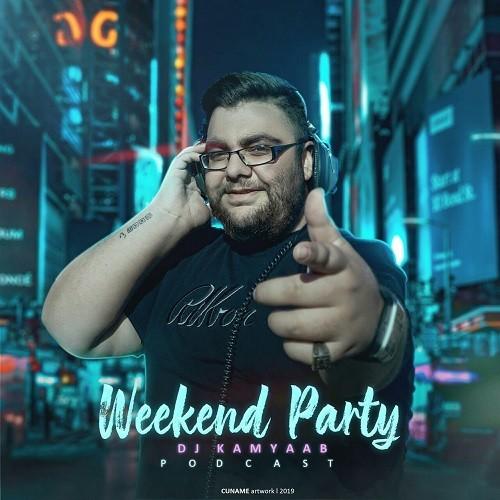 قسمت اول پادکست دی جی کامیاب بنام Weekend party EP01