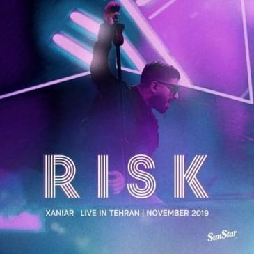 دانلود آهنگ زانیار به نام ریسک