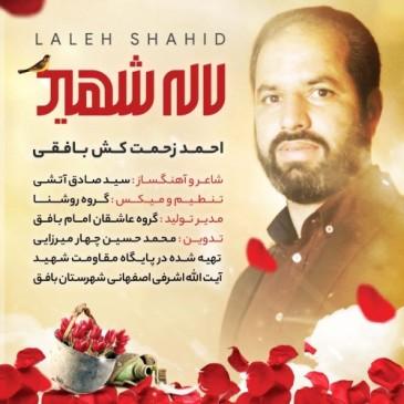 دانلود آهنگ احمد زحمت کش بافقی به نام لاله شهید