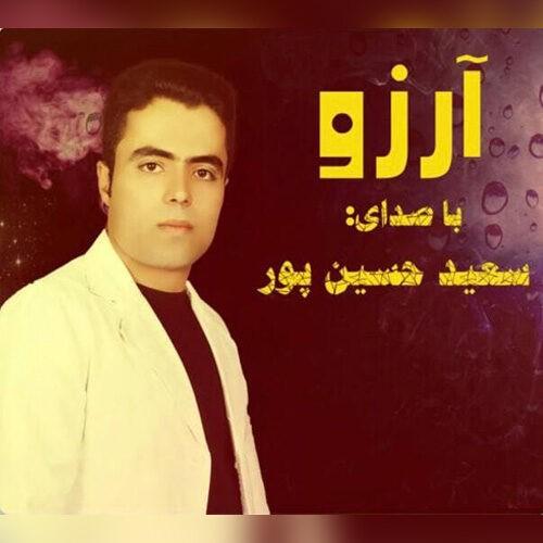 دانلود آهنگ سعید حسین پور به نام آرزو