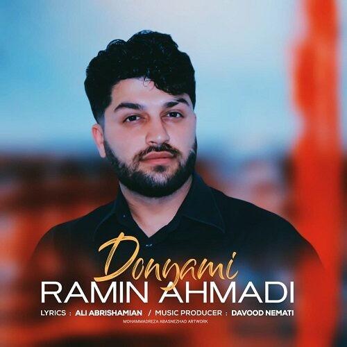 دانلود آهنگ جدید رامین احمدی به نام دنیامی