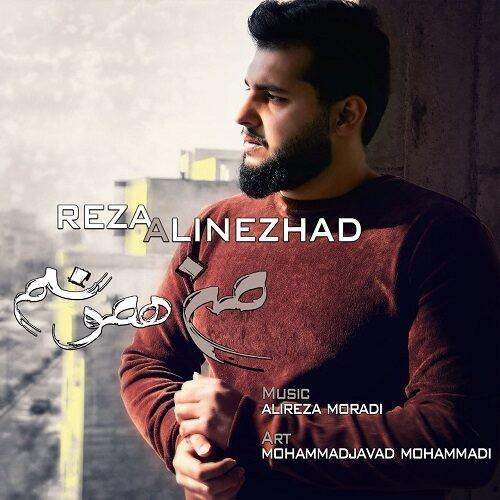 دانلود آهنگ جدید رضا علی نژاد به نام من همونم