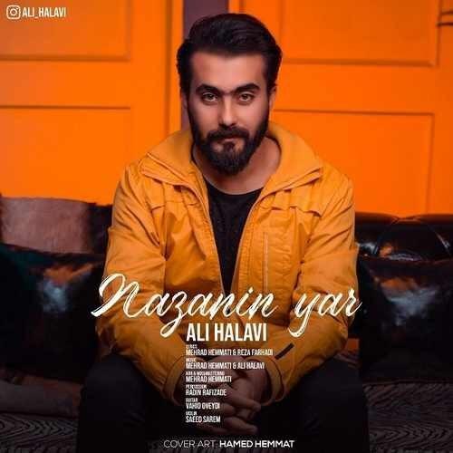 دانلود آهنگ جدید علی حلوی به نام نازنین یار