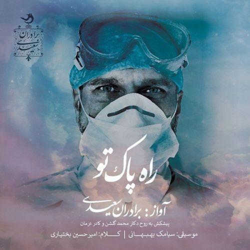 دانلود آهنگ برادران سعیدی به نام راه پاک تو