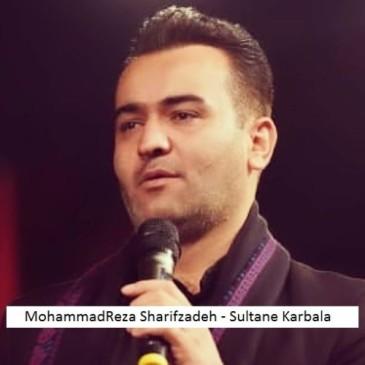 دانلود آهنگ محمدرضا شریف زاده به نام سلطان کربلا