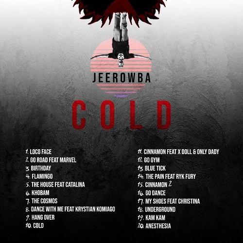دانلود آلبوم جیروبا به نام Cold