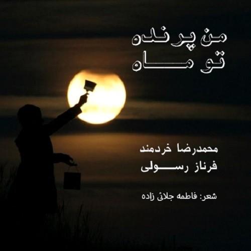 دانلود آهنگ محمدرضا خردمند به نام من پرنده، تو ماه