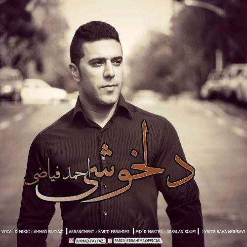 دانلود آهنگ احمد فیاضی بنام دلخوشی