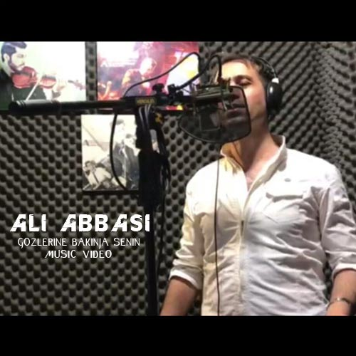 دانلود موزیک ویدیو جدید علی عباسی به نام گوزلرینه باکینجا سنین
